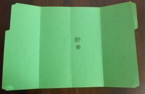 1 open file folder