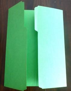 2 fold inward