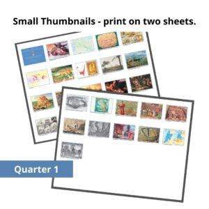 CSH Tour 2 Quarter 1 History Cards Small Thumbnails