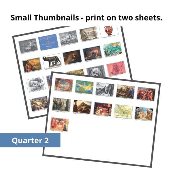 CSH Tour 2 Quarter 2 History Card Thumbnails Small