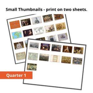 CSH Tour 3 Quarter 1 History Thumbnails Small