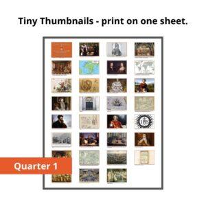 CSH Tour 3 Quarter 1 History Thumbnails Tiny