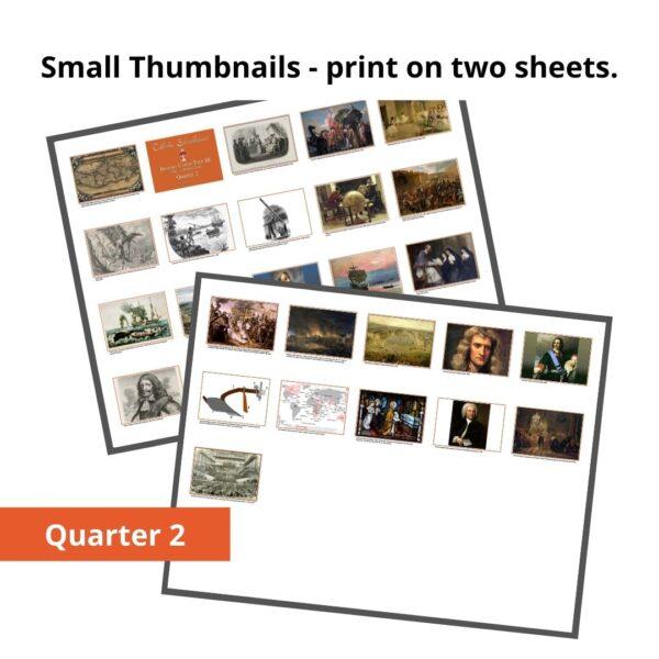 CSH Tour 3 Quarter 2 History Thumbnails Small