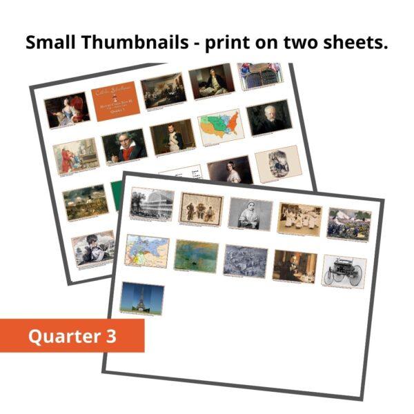 CSH Tour 3 Quarter 3 History Thumbnails Small