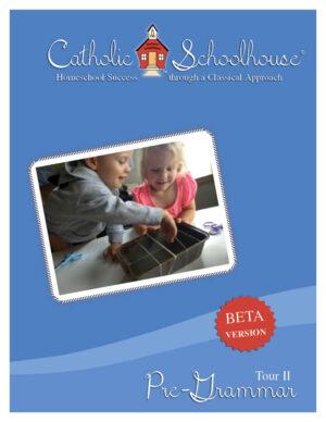 CSH Tour 2 Pre-Grammar Book