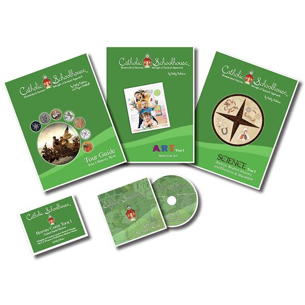 Catholic School House Tour 1 Enhanced Package