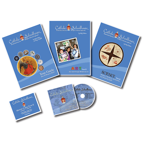 Catholic Schoolhouse tour 2 Enhanced Package
