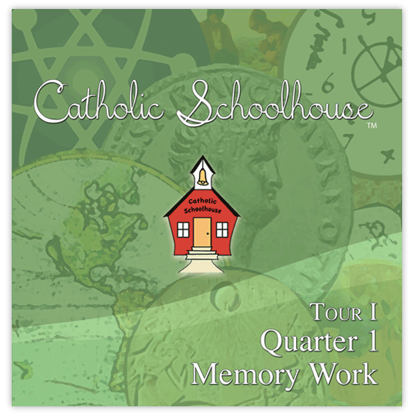Catholic School House Tour I Memory Work CD