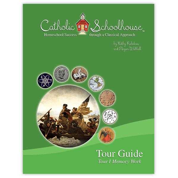 Tour 1: Guides & CDs