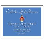 Catholic School House Tour 2 History Cards Set