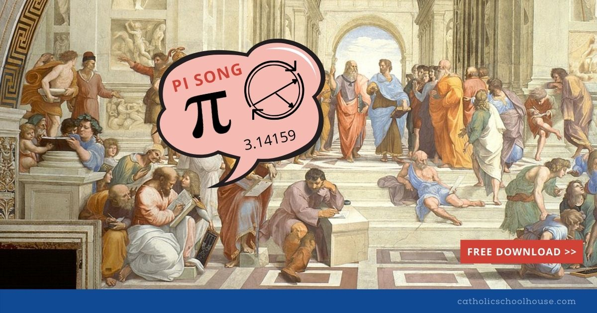 Celebrate Pi Day with a Math Song