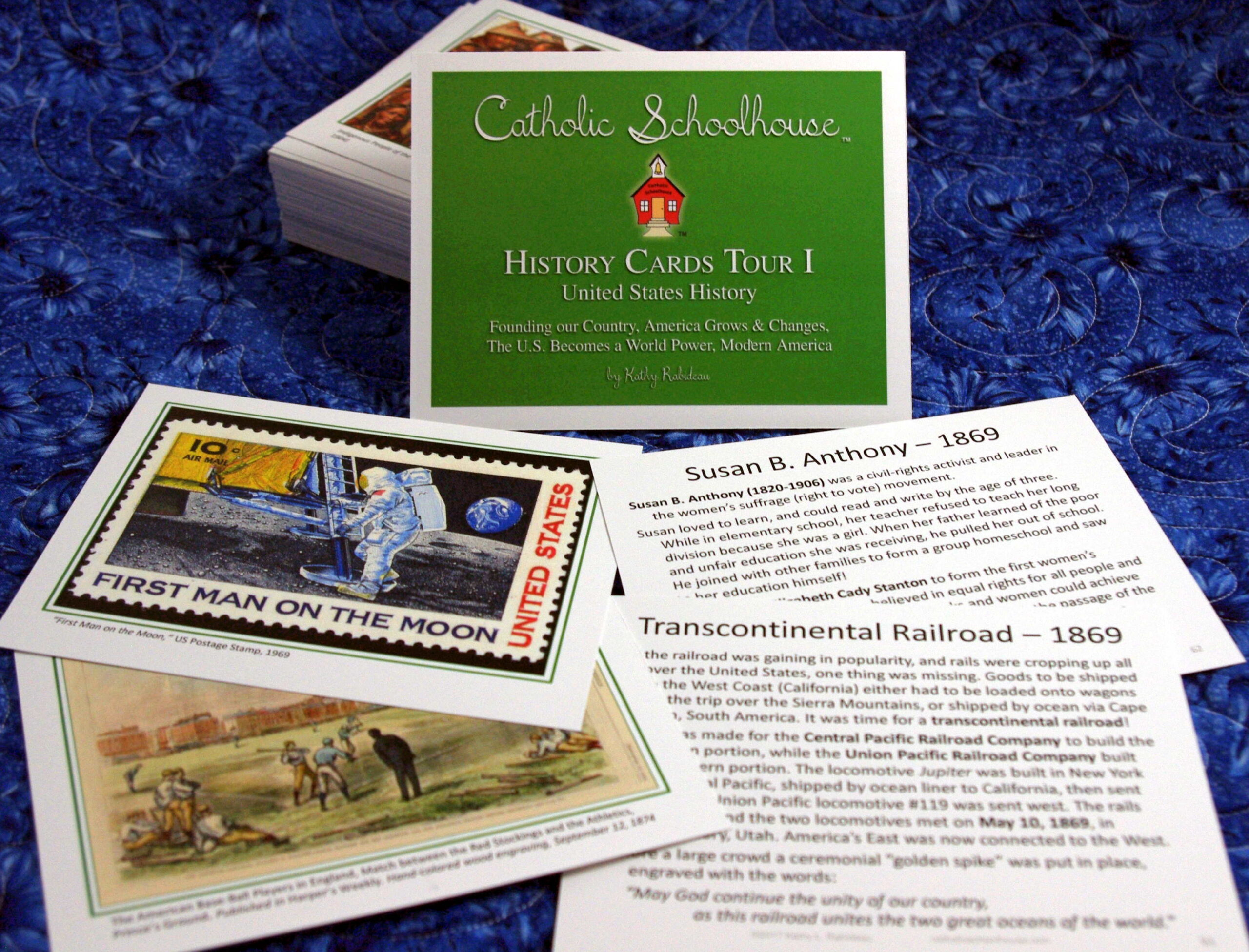 Getting the most from CSH History Cards