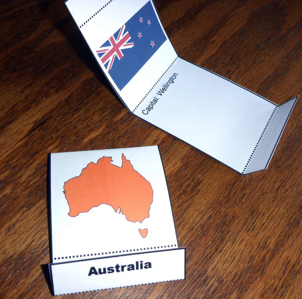 Oceania Matchbooks