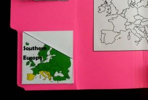Southern europe pocket