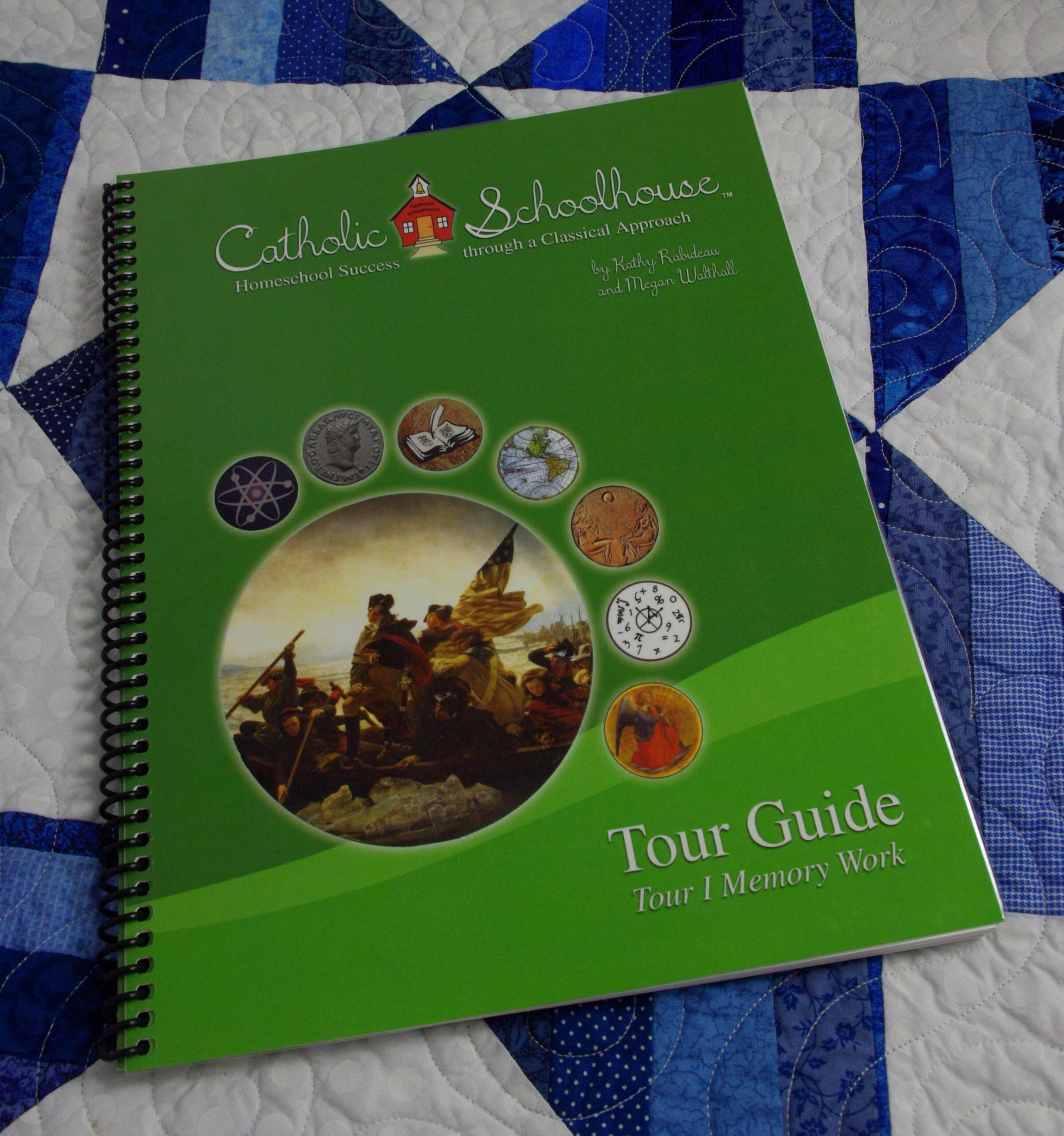 10 Reasons to ~LOVE~ the Catholic Schoolhouse Tour Guide