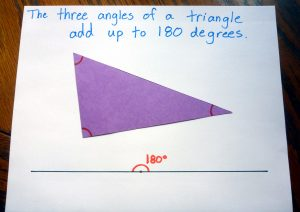 Triangle activity