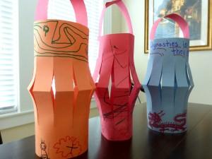 easy chinese lantern