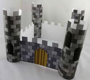 finished castle