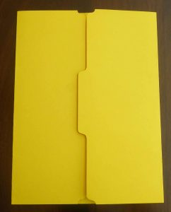 fold file folder