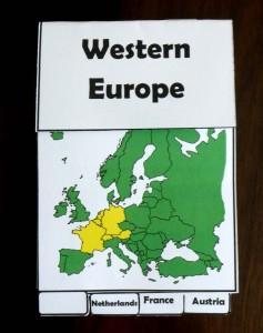 fold western europe