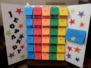 jeopardy board Kimberly1