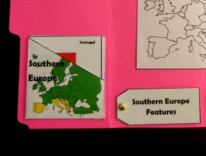 southern europe pocket and features