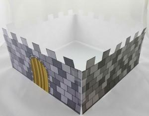 square walls